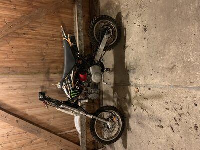 150cc pitbike