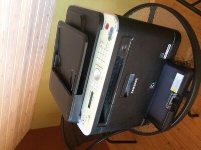Printer Samsung CLX-3185FW!