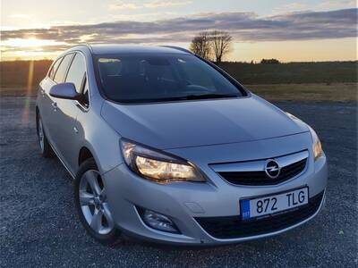 Opel Astra Sports Tourer 1.4 103kW