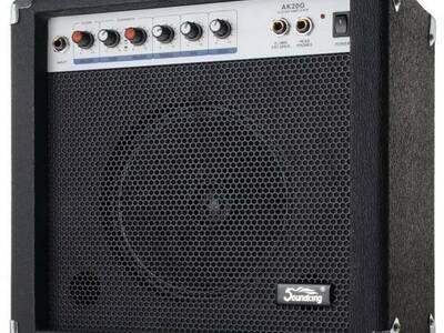 Kitarri võimendi - 2-kanal Soundking AK20-G, 60 W
