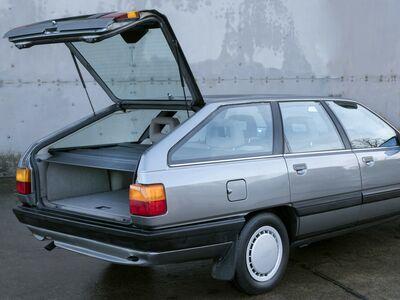 Audi 100 200 avant C3