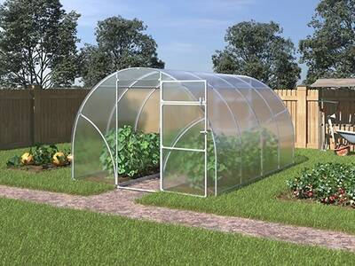 Kasvuhooned soodsalt ja turvaliselt Teie koju