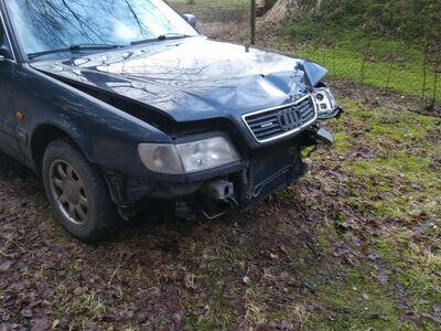 Audi A6 2,8 Quattro