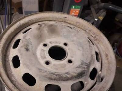 Volkswagen polo plekkveljed 14' 4x100