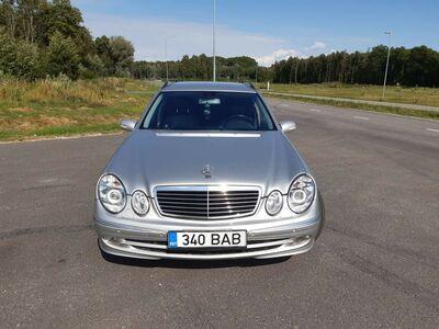 Mercedes-benz E 320 2003a