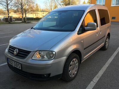 Volkswagen Caddy-Kombi Life