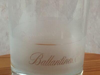 Viski klaas Ballantines.Uus.