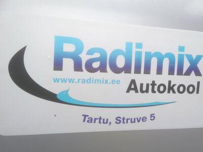 Radimix  autokool viimane soodus kursus