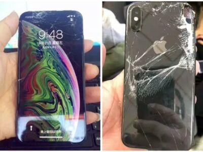 Katkiseid ja lukus iPhone/Macbook/Samsung