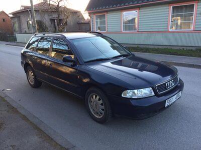 Audi A4 Avant 1,9 TDI 81kw 1998a