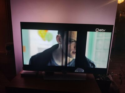 "Philips 50"" HD Led Ambilight Smart TV"