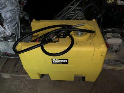 Kütuse mahuti/tankur 240 liitrit