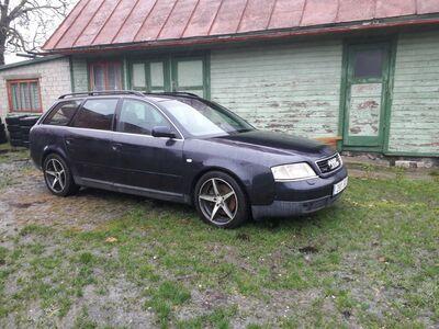 Audi A6 2,5 tdi 110kw Quattro 6-ne manuaal