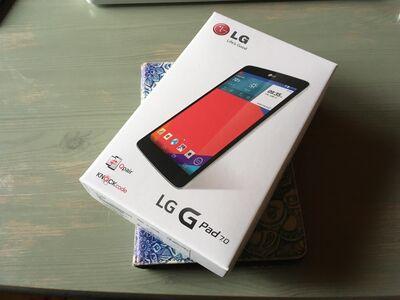Tahvelarvuti LG V400