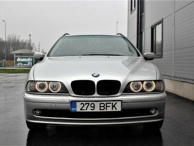 BMW E39 520i Touring 125kW 2001