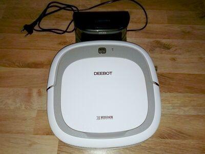 Robottolmuimeja Ecovacs Deebot Slim 2