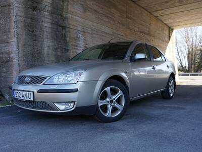 Ford Mondeo 1,8 81kw 2005a