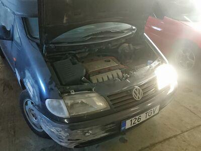 Volkswagen Sharan vr6