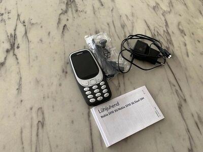 Mobiiltelefon Noki 3310 dual sim