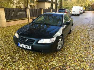 Honda Accord v6 3.0 atm 147kW
