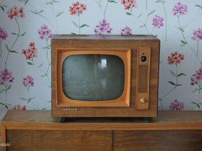 Vana TV, televiisor, telekas