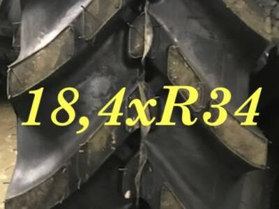 Mtz rehvid: 18,4x R34 / Tugevad 10-kihti