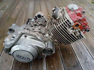 Mootor yamaha xt-600
