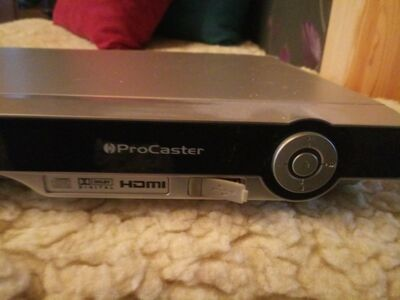 Dvd-004 procaster