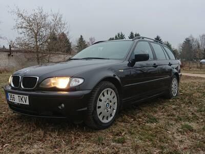 BMW 320d 2004 manuaal
