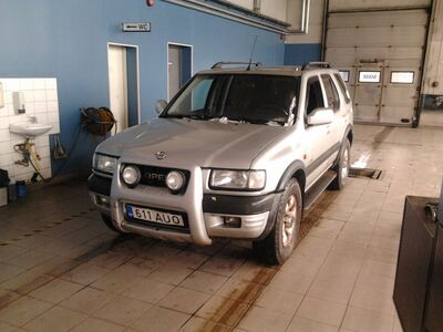 Opel Frontera Limited 2,2tdi