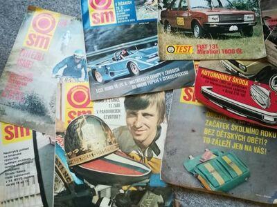 Svet Motora ajakirjad