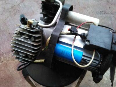 Kompressor Scheppach