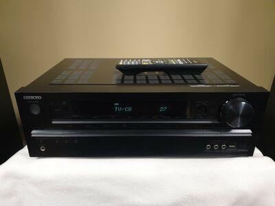 Onkyo TX-SR309 Audio Video Receiver.