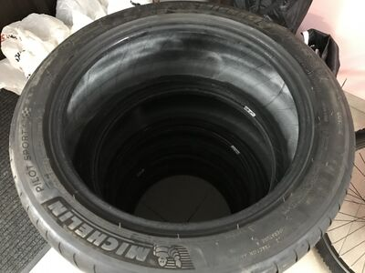 Michelin pilot sport 4 245/45 R18 suverehvid