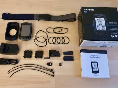 Garmin Edge  810 gps-jalgrattakompuuter