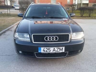Audi A6 universaal