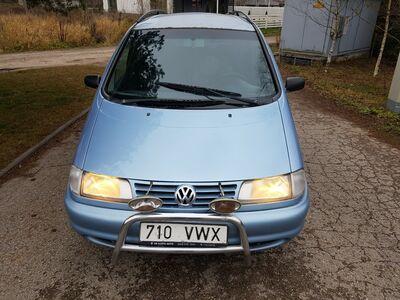 Volkswagen Sharan TDI 66kW
