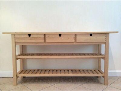 Ikea Förhöja köögi abilaud