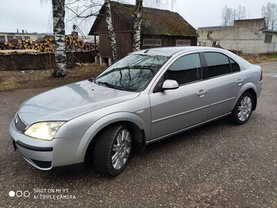 Ford Mondeo 2.0tdci 85kW 2002a.