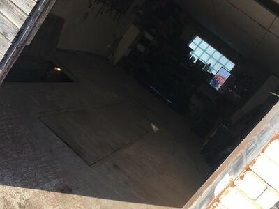 Ahiküttega garaažiboks Tõrvandis