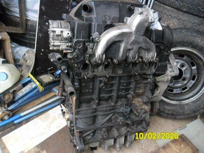 Töökorras 77 kw mootor BLS koodiga