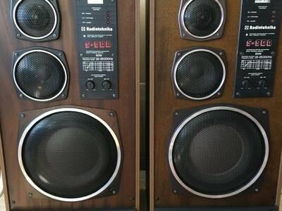 Radiotehnika S90 D. Väga korralikud.