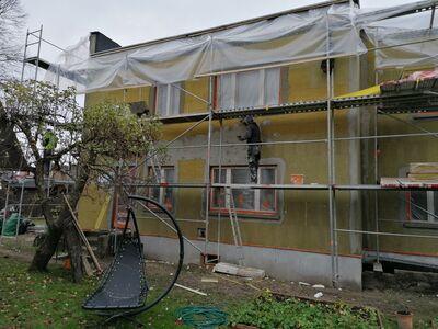 Kaevetööd ja ehitustööd Raplamaal Märjamaal