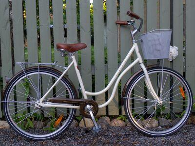 Uus Jalgratas Classic Deluxe 2 (garantii)
