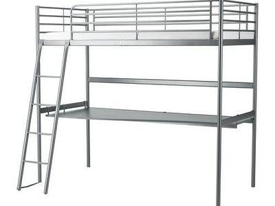 IKEA Narivoodi koos kirjutuslauaga