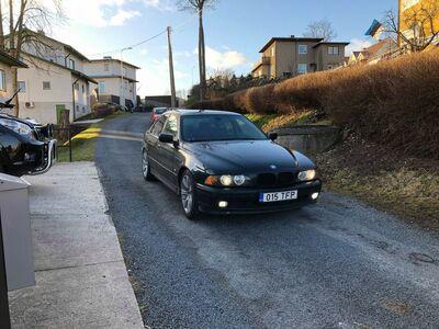 BMW 530D 142kW 2002
