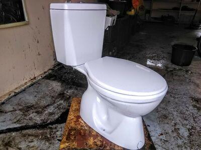 WC pott UUS