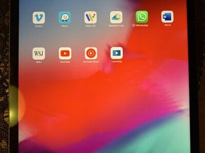 IPad Pro 11'' G4GB 2018 hall Wifi +4G