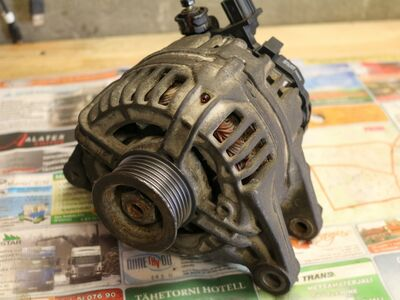 Toyota generaator Bosch 0124325079