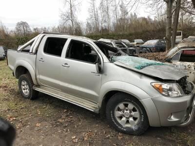 Toyota hilux varuosadena